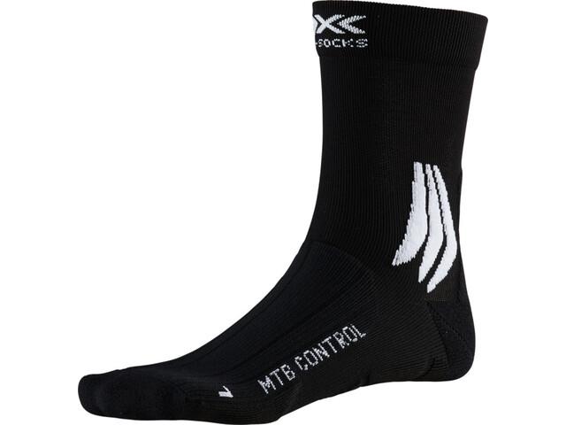 X-Socks MTB Control Strømper, black melange